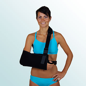 - Shoulder Joint Orthesis with Wedge