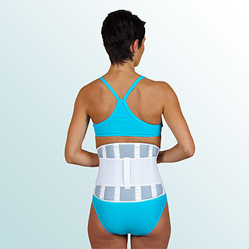 - Lumbar Belt with Splints