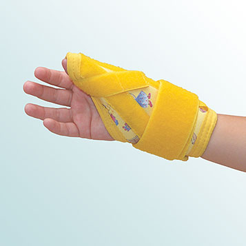 - Thumb Orthesis with Two Splints