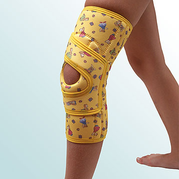 - Knee Joint Orthesis with Patella Stabilisation