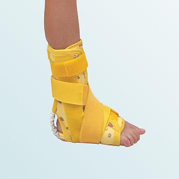 - Ankle Joint Orthesis, Curative with splints III.